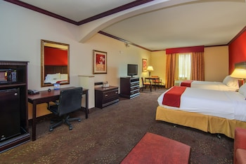 Suite, 1 Queen Bed, Accessible (Comm, Mobil Tub)