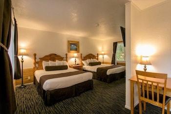 Hotel - Shasta Inn