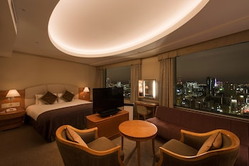 デラックスダブル喫煙可 札幌プリンスホテル