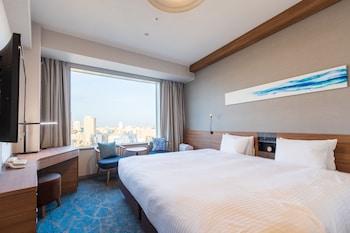 スタンダード ダブルルーム|札幌プリンスホテル