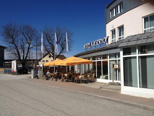 . Center Hotel Kaiserhof