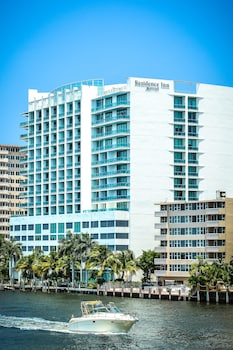Book Residence Inn Fort Lauderdale Intracoastal/Il Lugano in Fort Lauderdale.