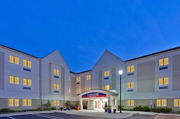 Hotel - Candlewood Suites Bordentown-Trenton
