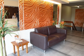 Lobby Lounge at Econo Lodge City Star Brisbane in Kangaroo Point
