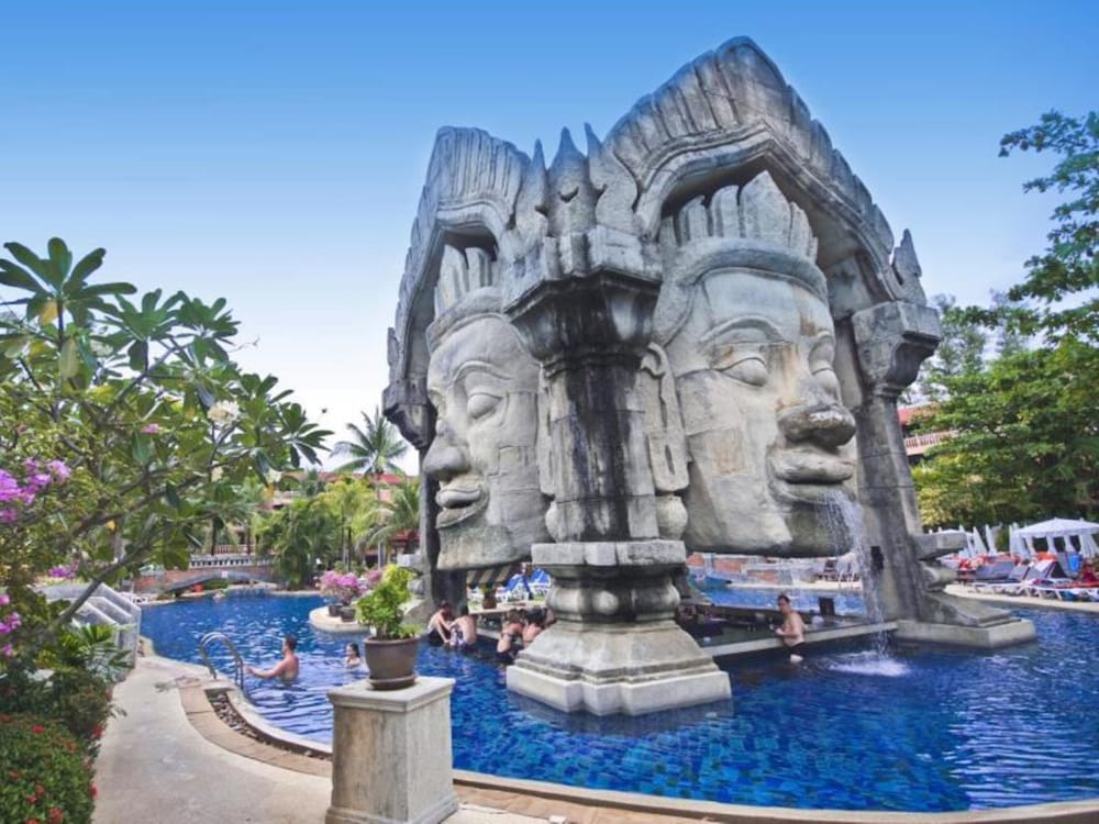 푸켓 오키드 리조트 & 스파(Phuket Orchid Resort and Spa) Hotel Image 8 - Pool