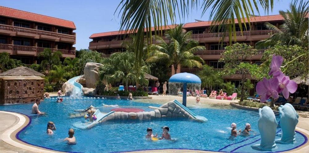 푸켓 오키드 리조트 & 스파(Phuket Orchid Resort and Spa) Hotel Image 6 - Pool