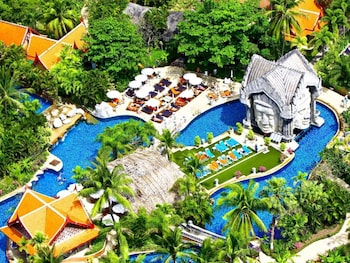 Phuket Orchid Resort and Spa - Aerial View  - #0