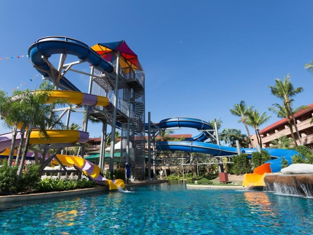 푸켓 오키드 리조트 & 스파(Phuket Orchid Resort and Spa) Hotel Image 49 - Water Park