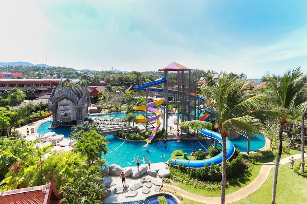 푸켓 오키드 리조트 & 스파(Phuket Orchid Resort and Spa) Hotel Image 50 - Water Park