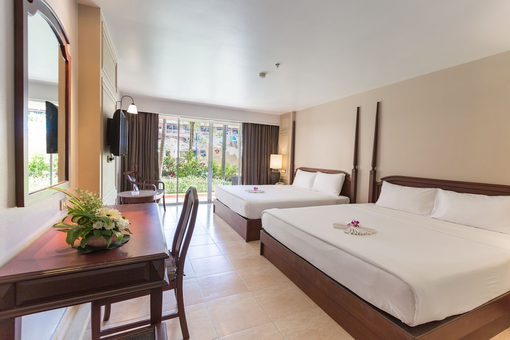 푸켓 오키드 리조트 & 스파(Phuket Orchid Resort and Spa) Hotel Image 26 - Guestroom