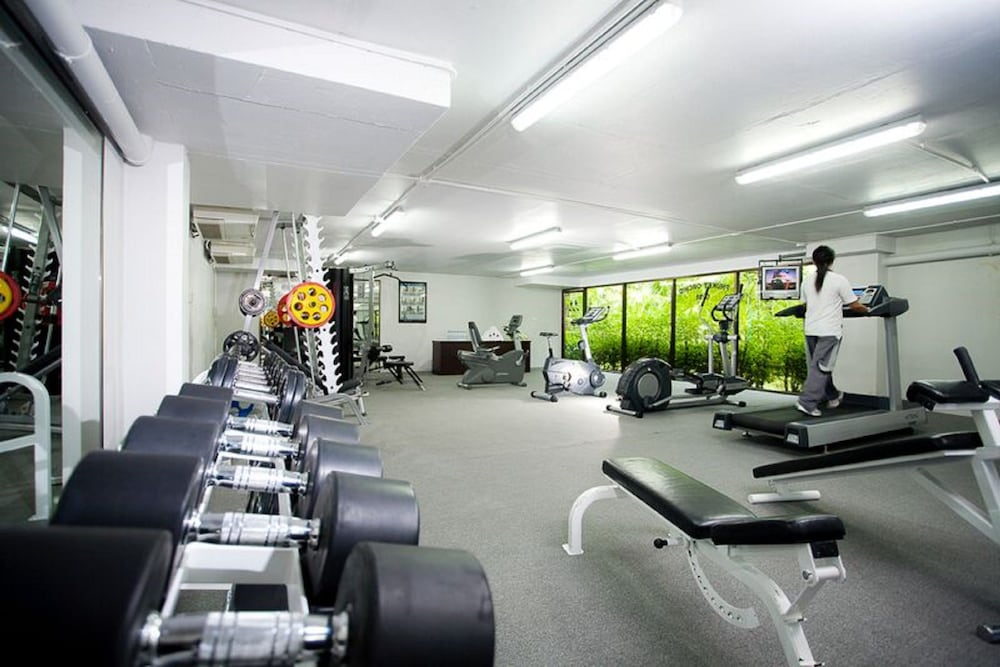 푸켓 오키드 리조트 & 스파(Phuket Orchid Resort and Spa) Hotel Image 59 - Fitness Facility