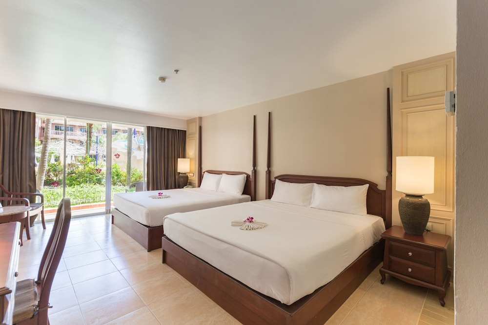 푸켓 오키드 리조트 & 스파(Phuket Orchid Resort and Spa) Hotel Image 27 - Guestroom