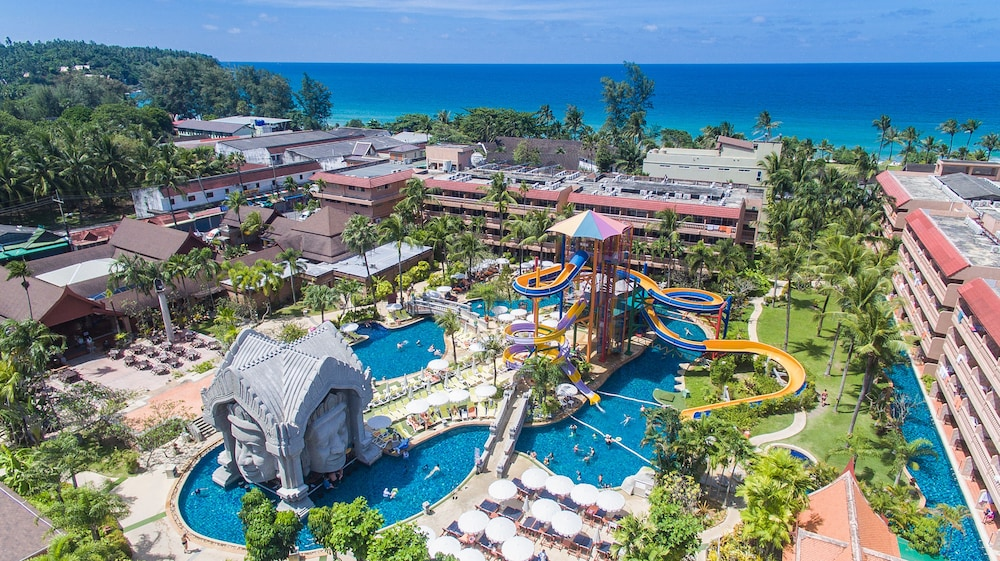 푸켓 오키드 리조트 & 스파(Phuket Orchid Resort and Spa) Hotel Image 52 - Water Park