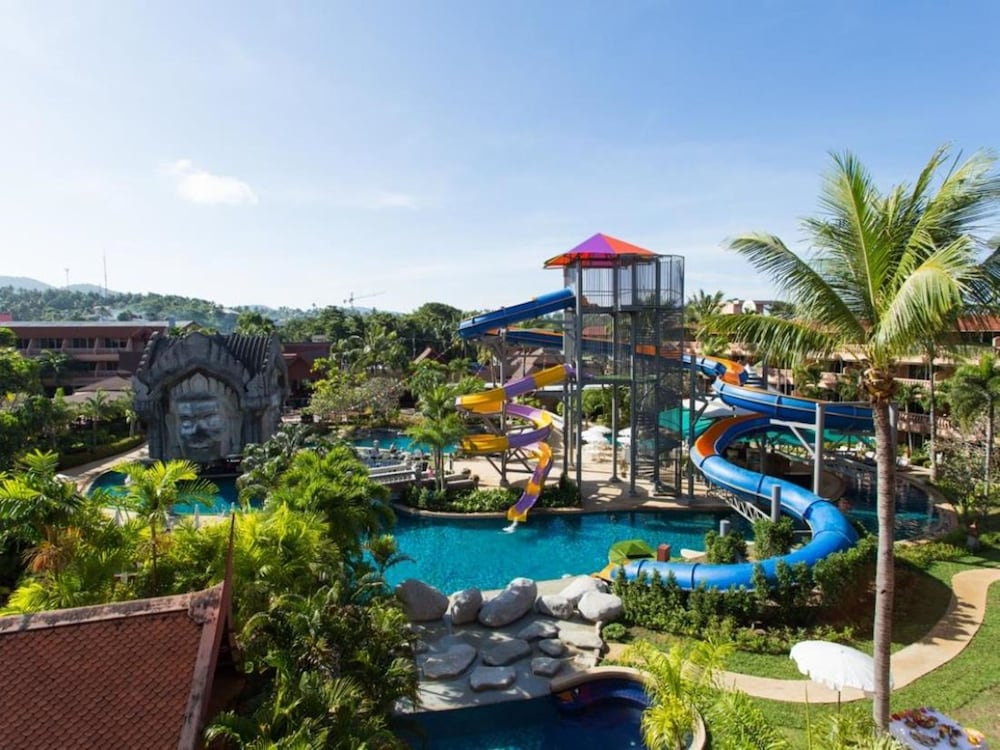 푸켓 오키드 리조트 & 스파(Phuket Orchid Resort and Spa) Hotel Image 51 - Water Park