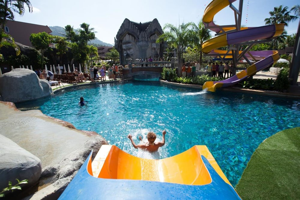 푸켓 오키드 리조트 & 스파(Phuket Orchid Resort and Spa) Hotel Image 54 - Waterslide