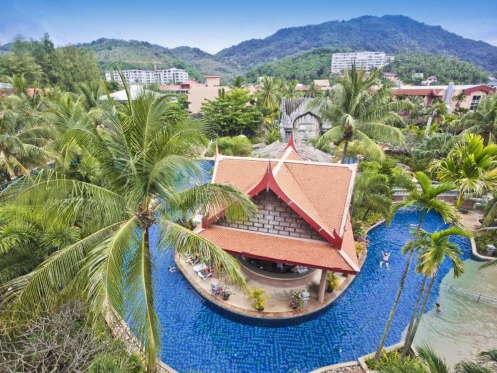 푸켓 오키드 리조트 & 스파(Phuket Orchid Resort and Spa) Hotel Image 3 - Pool
