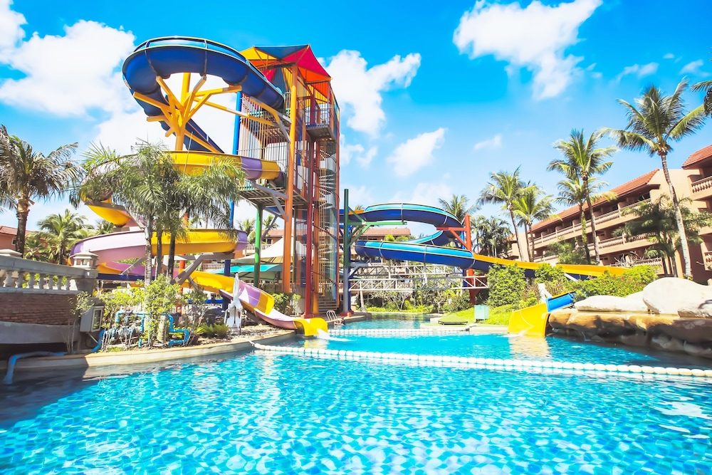 푸켓 오키드 리조트 & 스파(Phuket Orchid Resort and Spa) Hotel Image 56 - Waterslide