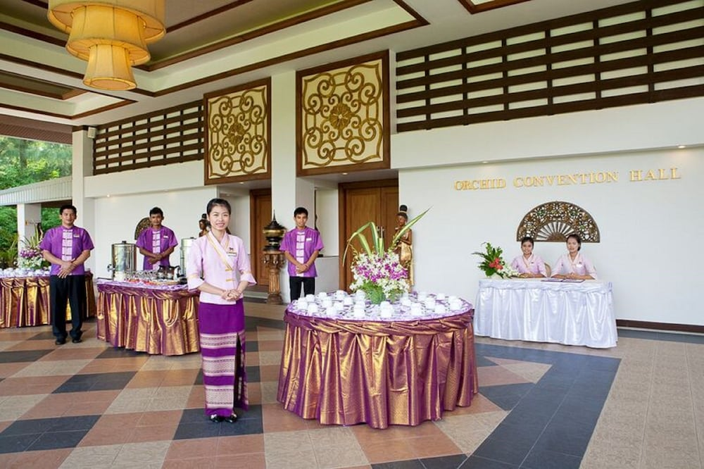 푸켓 오키드 리조트 & 스파(Phuket Orchid Resort and Spa) Hotel Image 75 - Reception Hall