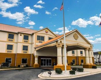 Hotel - Comfort Inn & Suites Marianna I-10