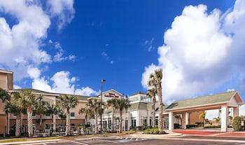 科伯斯克利斯蒂希爾頓花園飯店 Hilton Garden Inn Corpus Christi