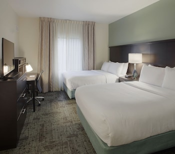 Suite, 2 Bedrooms, Accessible, 2 Bathrooms (Mobility, Bathtub)