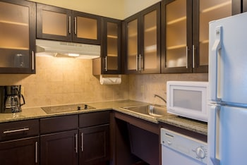 Süit, 1 Yatak Odası, Mutfak (roll-ın Shower, Kitchen)