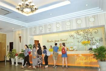 バンブー グリーン セントラル ホテル
