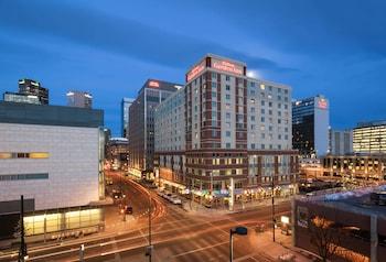 丹佛市區希爾頓花園飯店 Hilton Garden Inn Denver Downtown