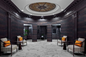 納許威爾市中心希爾頓惠庭套房飯店 Homewood Suites by Hilton Nashville Downtown