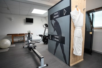Best Western Plus Vannes Centre-Ville - Fitness Facility  - #0