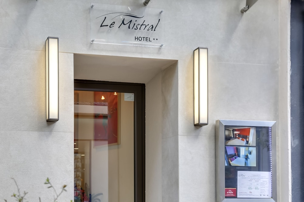 Hotel Le Mistral