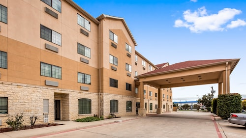 Best Western Windsor Pointe Hotel & Suites-at&t Center, Bexar