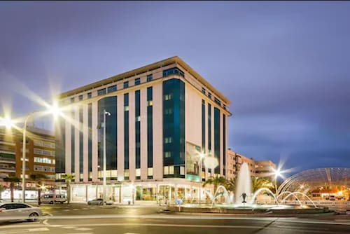 Torrejon de Ardoz - Hotel Asset Torrejón - z Warszawy, 23 kwietnia 2021, 3 noce
