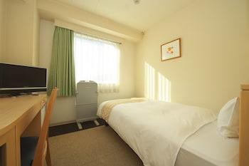 スタンダード シングルルーム 禁煙 (11.5 ㎡)|12㎡|チサン ホテル 広島