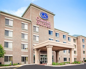 Hotel - Comfort Suites Milwaukee - Park Place