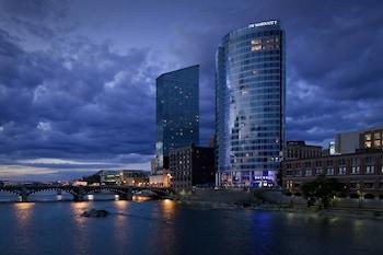大瀑布城 JW 萬豪飯店 JW Marriott Hotel Grand Rapids