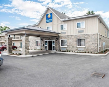 Hotel - Comfort Inn & Suites Thousand Islands Harbour District