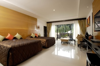 Club Room with Balcony, Pool View (adults only)