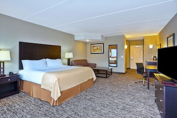 Executive Suite, 1 King Bed, Non Smoking (Feature)