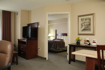 Suite, 1 Bedroom, Non Smoking, Kitchen