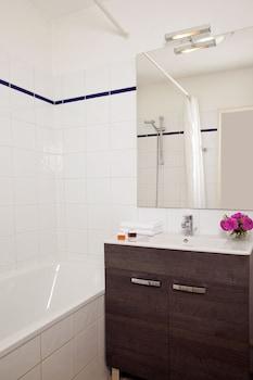 Séjours & Affaires Park Avenue - Bathroom  - #0