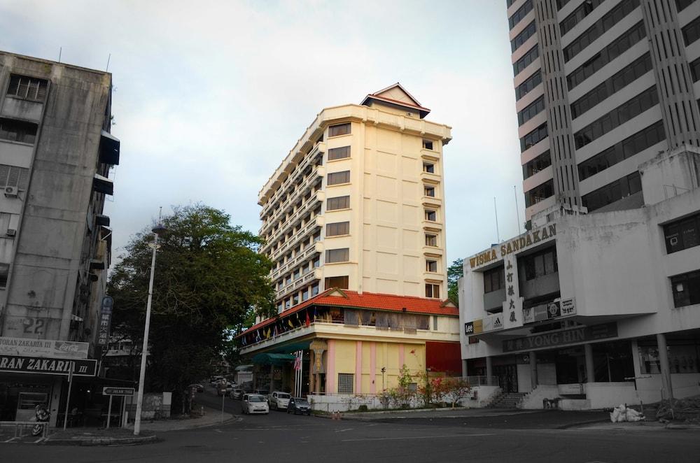 산다칸 호텔