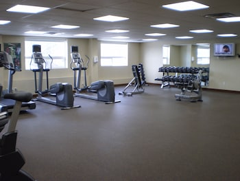 Four Points By Sheraton Prince George - Fitness Facility  - #0