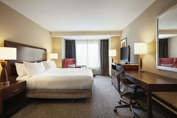 Single Room, 1 King Bed, Jetted Tub