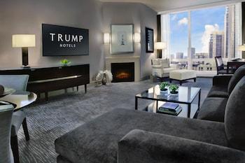 Deluxe Suite, 1 Bedroom, City View (1 King Bed)