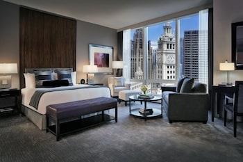 Executive Room, 1 King Bed, Lake View