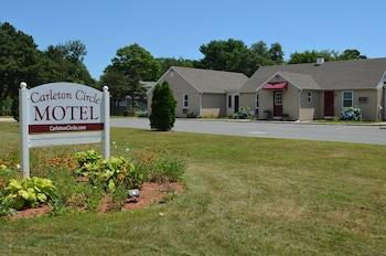 法爾茅斯卡爾頓汽車旅館 Carleton Circle Motel Falmouth