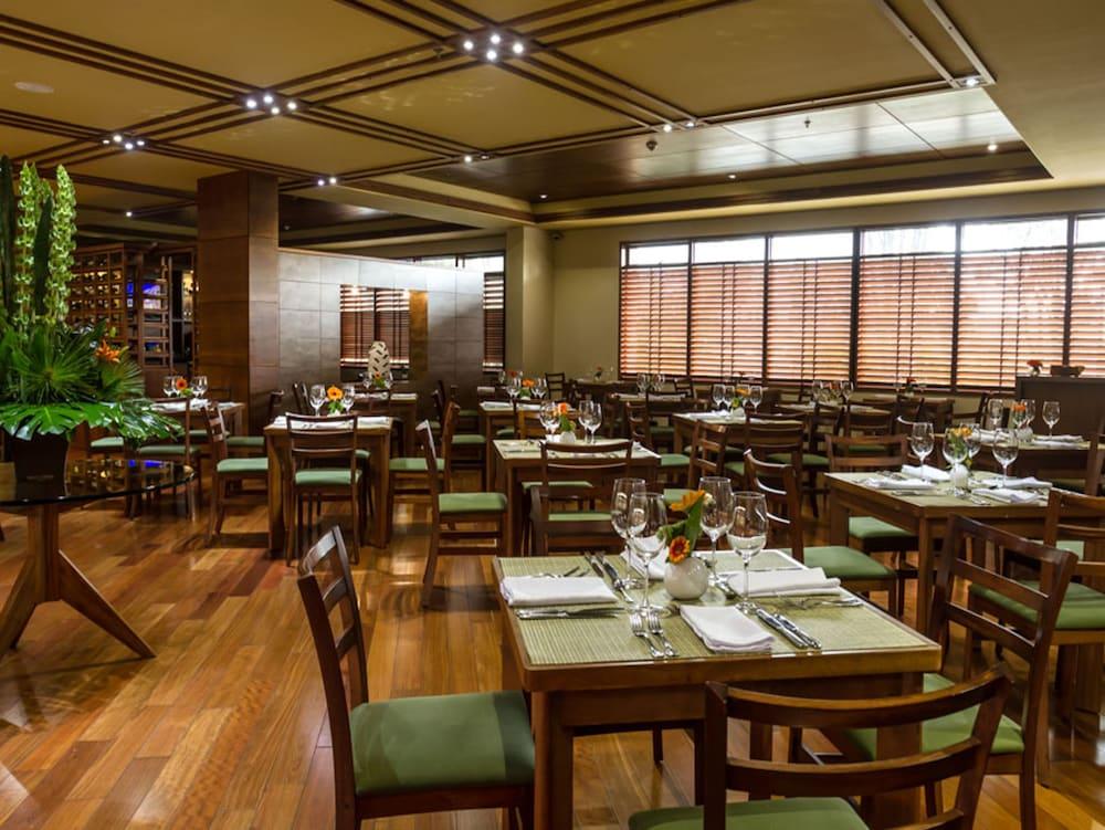 호텔 하비텔 이 센트로 데 콘벤시오네스(Hotel Habitel y Centro De Convenciones) Hotel Image 34 - Restaurant