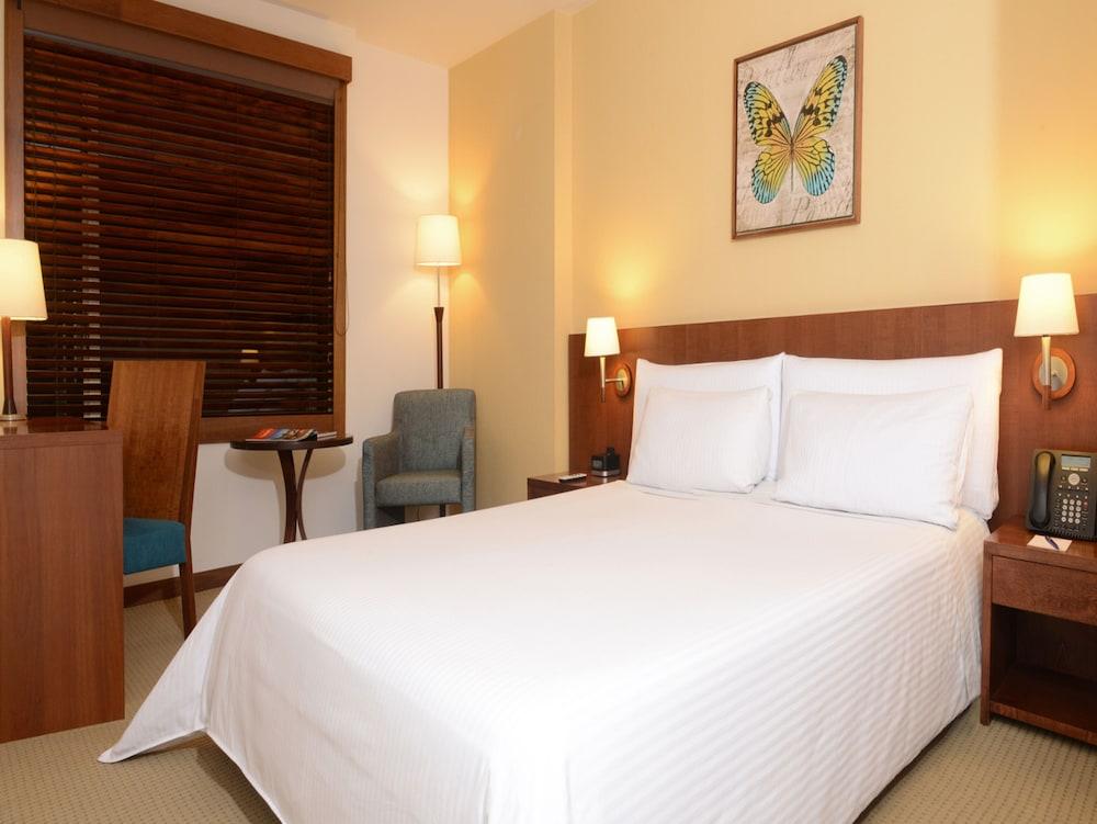 호텔 하비텔 이 센트로 데 콘벤시오네스(Hotel Habitel y Centro De Convenciones) Hotel Image 12 - Guestroom