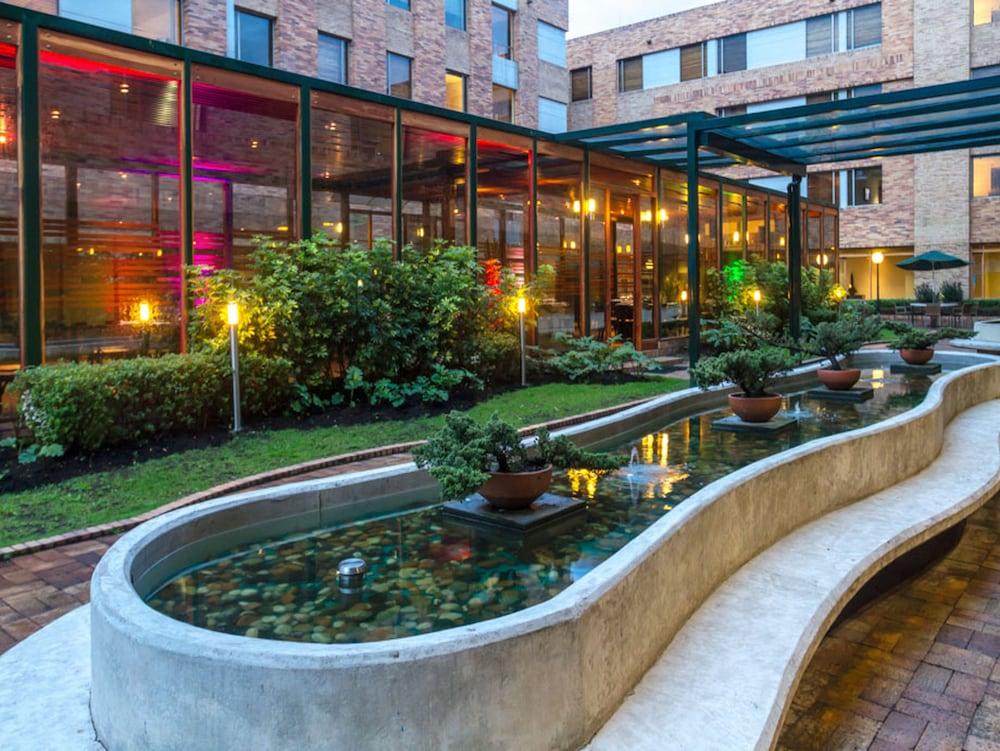 호텔 하비텔 이 센트로 데 콘벤시오네스(Hotel Habitel y Centro De Convenciones) Hotel Image 52 - Garden